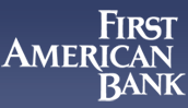 7. First American Bank
